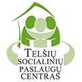 Telšių socialinių paslaugų centras Logo